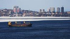 Пролив Босфор Восточный во Владивостоке. Архивное фото