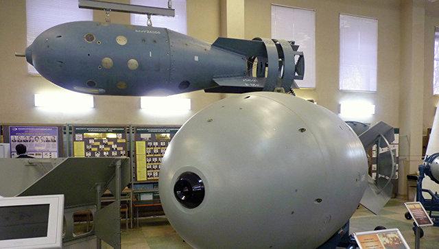Музей ядерного оружия в Сарове. Архивное фото