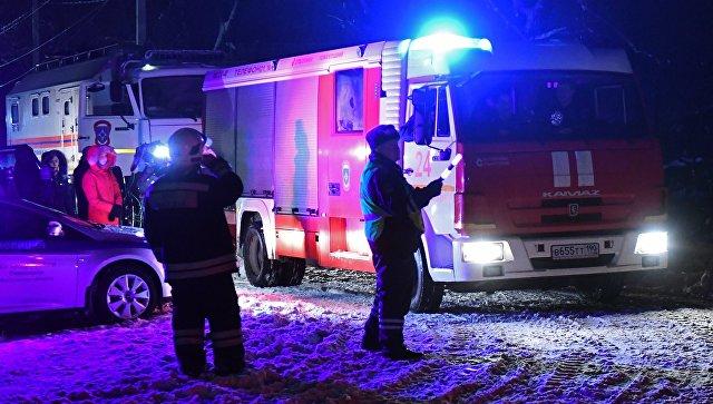 Экспертизу тел погибших вкрушении саратовского самолета проведут вОрске