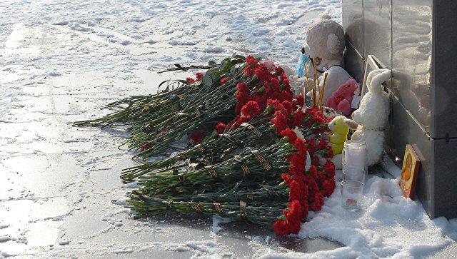 В Оренбург доставили останки погибших при крушении Ан-148 в Подмосковье