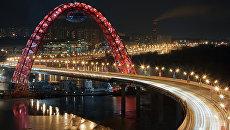 Вантово-пилонный мост «Живописный»