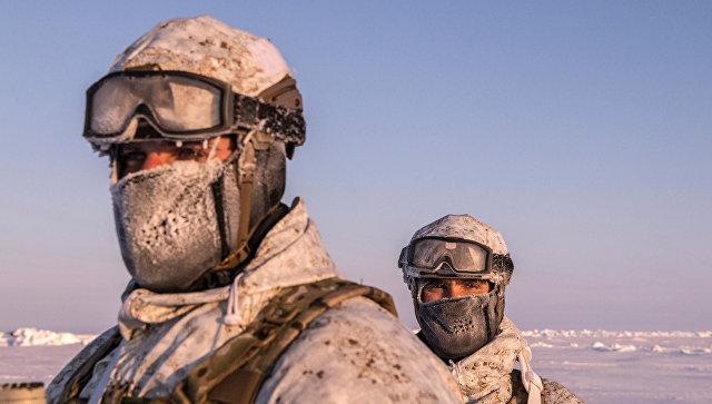 Бойцы отряда специального назначения. Архивное фото
