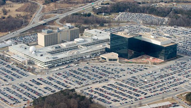 Штаб-квартира Агентства национальной безопасности США в Форт-Мид, штат Мэриленд. Архивное фото