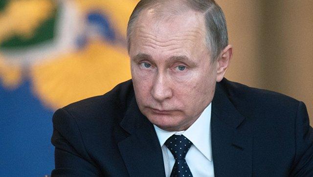 Путин поручил внести изменения в документы по гражданской продукции ОПК