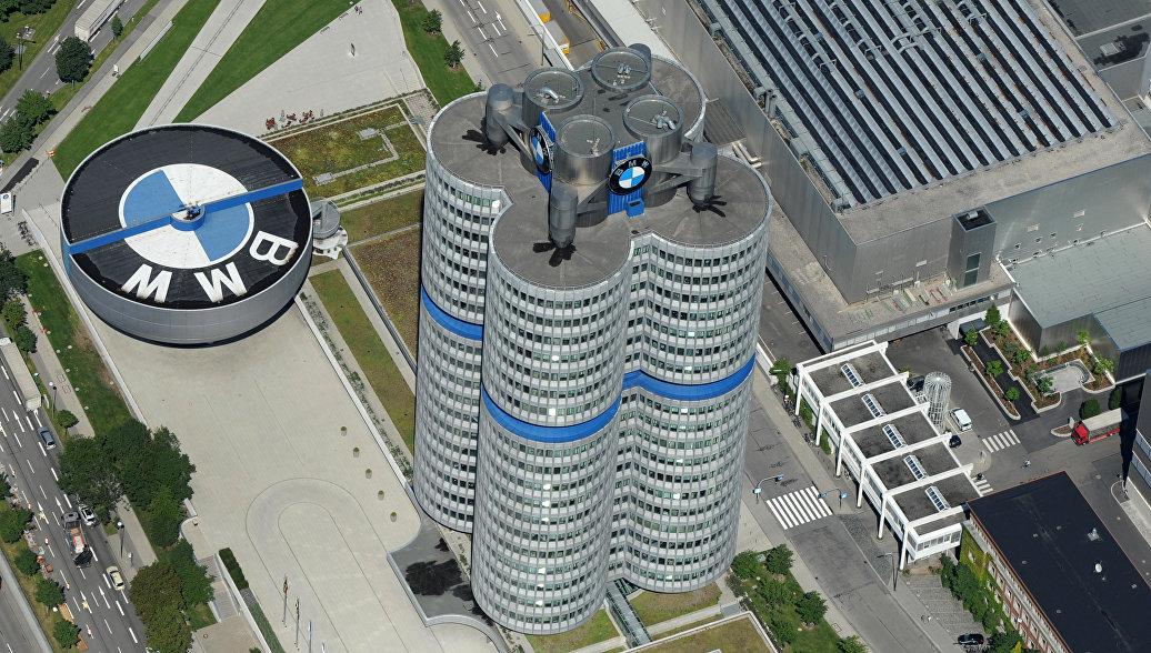 BMW планирует построить завод в Калининградской области в 2020 году
