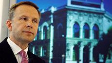 Глава Центробанка Латвии Илмар Римшевич