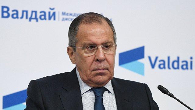 Лавров призвал США «неиграть с огнём ивыверять шаги»