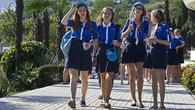 В РФ более 4,6 миллиона детей посетят оздоровительные лагеря в 2018 году