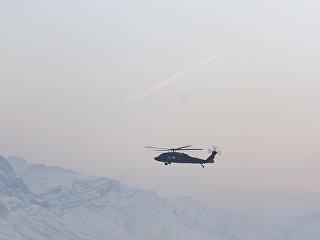 Вертолет ВВС США в Афганистане. Архивное фото