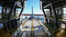 Космодром Восточный. Архивное фото
