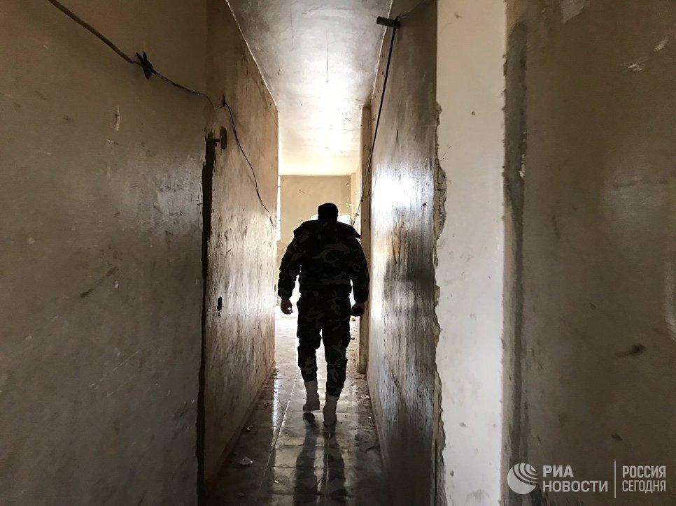 Под обстрелами боевиков вВосточной Гуте началась 3-я гумпауза
