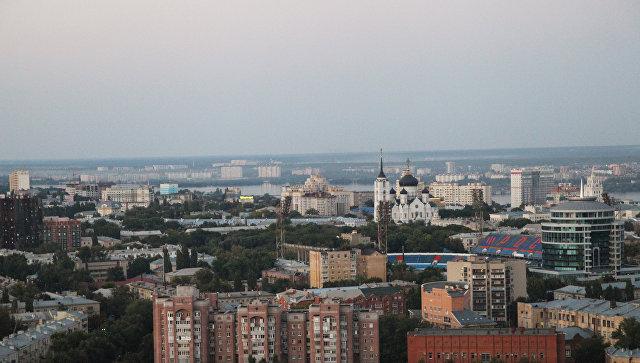 Города России. Воронеж