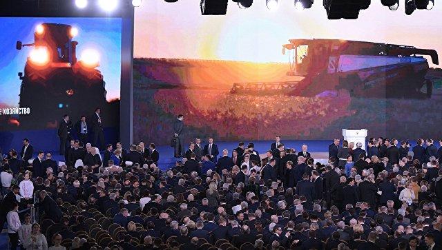 Путин установил задачу увеличить ВВП надушу населения вполтора раза