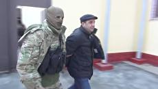 Арест Магомеда Джелилова