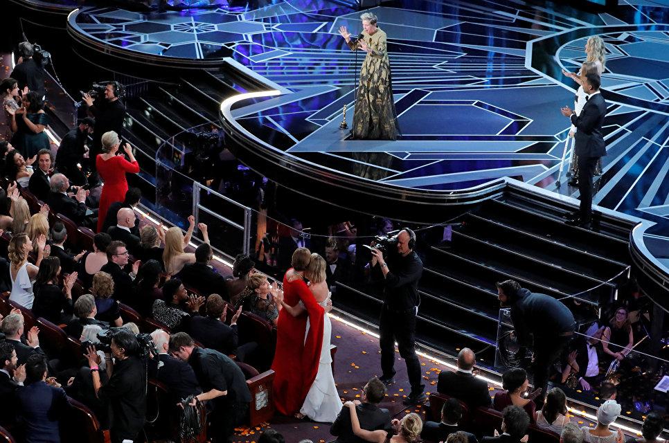 Фильм «Форма воды» одержал победу в основной категории премии «Оскар»