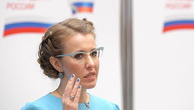 Собчак рассказала об извинениях Собянина за нападение стажера Мосгордумы
