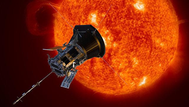 Зонд НАСА передал на Землю первый после сближения с Солнцем сигнал