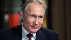 Президент РФ Владимир Путин. 2 марта 2018