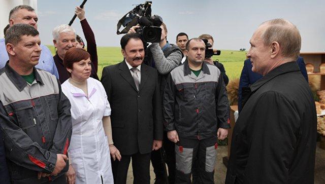 Путин поддержал идею о наделении Минсельхоза дополнительными полномочиями