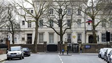Посольство Российской Федерации в Великобритании. Архив