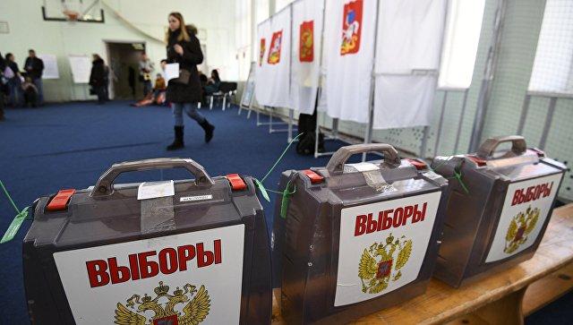 Собянин предложил организовать избирательные участки запределами столицы