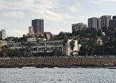 Вид на набережную в Бейрута