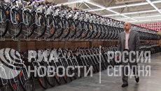 Велосипеды. Архивное фото