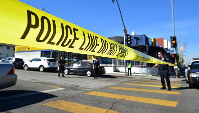 В Нью-Йорке женщина с ножом напала на детский сад