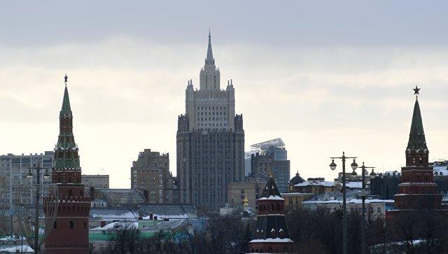 МИД Бельгии уведомлен о выдворении из России бельгийского дипломата
