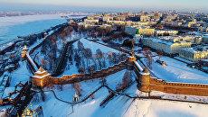 В Нижнем Новгороде устроили праздник для солнечных детей