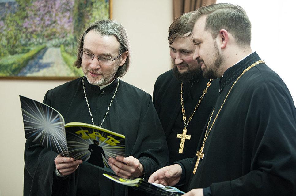 Выборгская епархия выпустила комиксы справославными лайфхаками