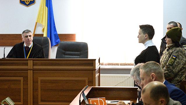 Защита Савченко обжалует решение суда