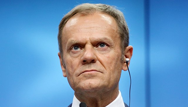 Председатель Европейского совета Дональд Туск. Архивное фото