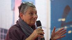 Писательница Людмила Улицкая. Архивное фото