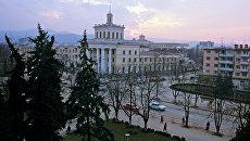 Город Нальчик. Архивное фото