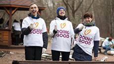 Москва присоединится к акции День добрых дел