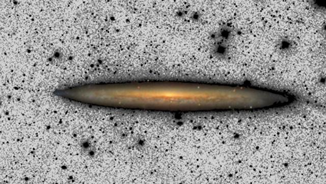 Ученые выявили, что наша галактика Млечный Путь регулярно расширяется