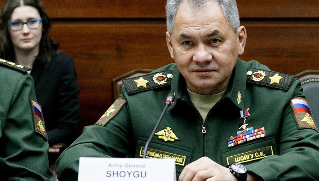 Медведев предложил Шойгу на пост министра обороны