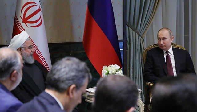 Путин рассказал, что террористы готовили в Сирии провокации с химоружием