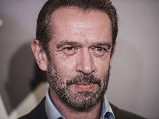 Актер Владимир Машков. архивное фото