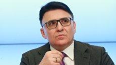 Руководитель Роскомнадзора Александр Жаров. Архивное фото