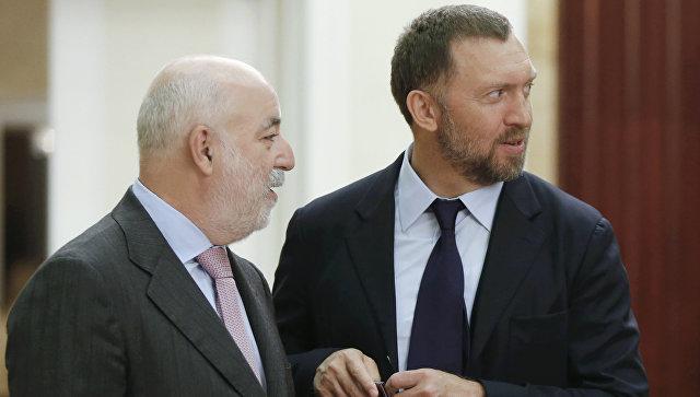 Forbes подсчитал потери русских миллиардеров из-за новых санкций США
