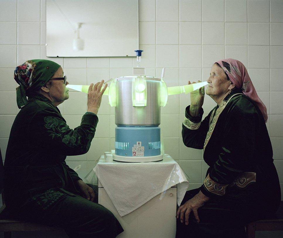 Санаторий Аврора. Киргизия, 2016 год. Автор — Михал Соларски.