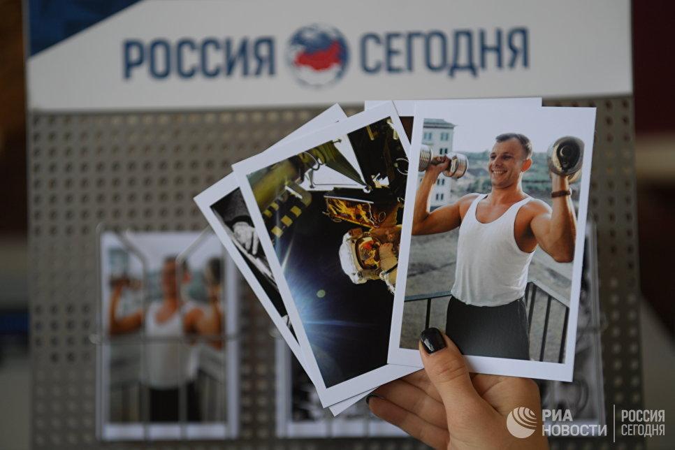 Открытки с архивными кадрами МИА Россия сегодня, выпущенные к открытию Центра Космонавтика и авиация