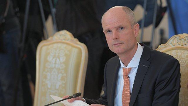 Глава МИД Нидерландов перед встречей с Лавровым пробежал вокруг Кремля