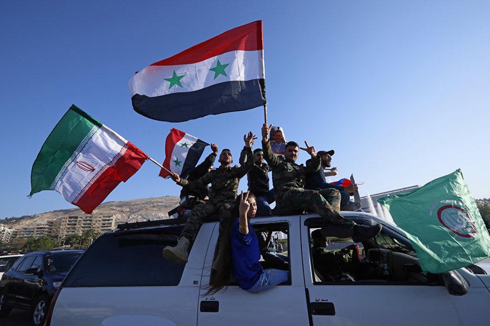 Эта агрессия не изменит Сирию, лишь сплотит народ в борьбе и решительной победе над террористами, - заявил Башар  Асад.