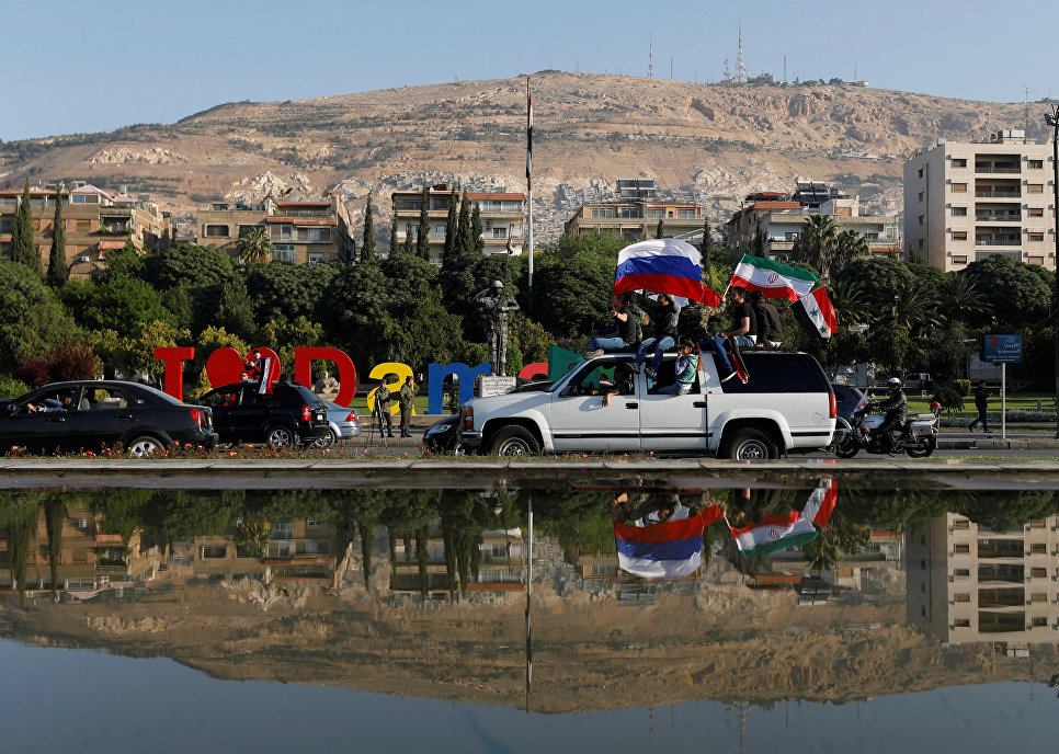 По мнению российских властей, США своими действия в Сирии только усугубляют гуманитарную катастрофу и усиливают эскалацию в регионе.