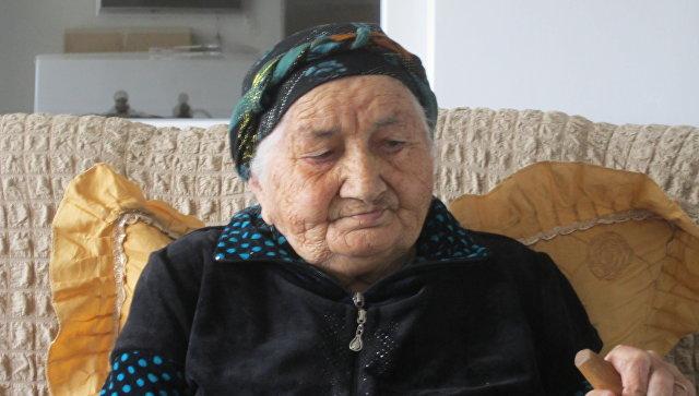 Жительница Кабардино-Балкарии Нану Шаова