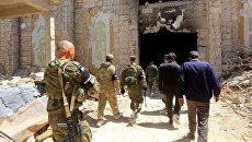Военнослужащие российской военной полиции в Сирии. Архивное фото