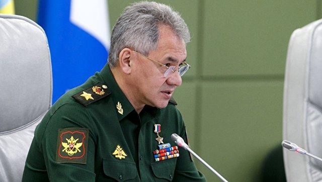 Сергей Шойгу. Архивное фото